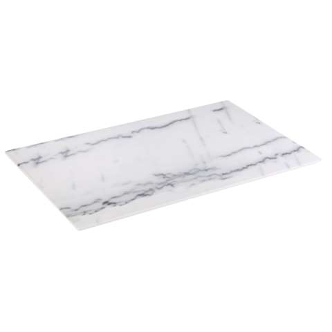 GN Tray MARBLE GN1/1 Height1,5cm MELAMIN - 1pc.