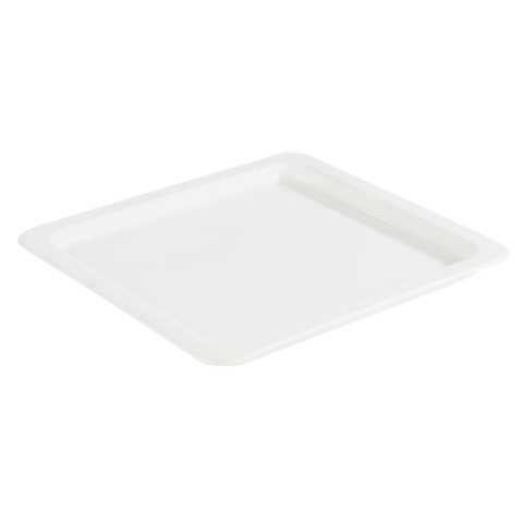 GN Tray GN2/3 Height2,5cm Porcelain white - 1pc.