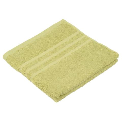 Towel SYLT Towels 50x100cm COTTON lemon - 6pcs.