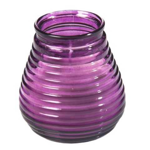 Flairlights-Candles 3x6erTrays BurningTime60h purple - 18pcs.