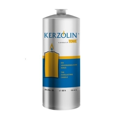 KERZOLIN 02 Candle - BurningTime ~60h Ø4,3cm/h12cm - 48pcs.
