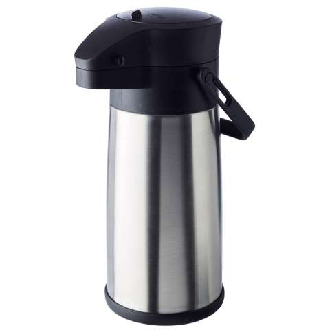 Air Pot 2,2ltr. Ø13,5cm/height32,5cm PP/Stainless Steel - 1pc.