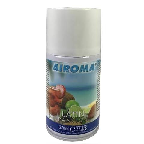 Duftspray/Raumduft AIROMA Aerosol LATIN-Passion 270ml - 1Stk.