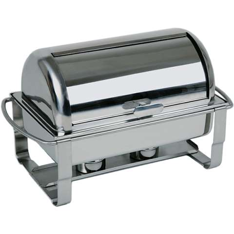 ChafingDish CATERER 9ltr GN1/1 height45cm STAINLESS STEEL - 1pc.