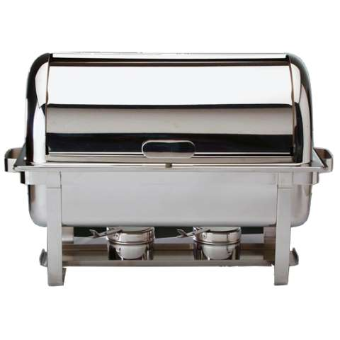 ChafingDish MAESTRO 9ltr GN1/1 height45cm STAINLESS STEEL - 1pc.