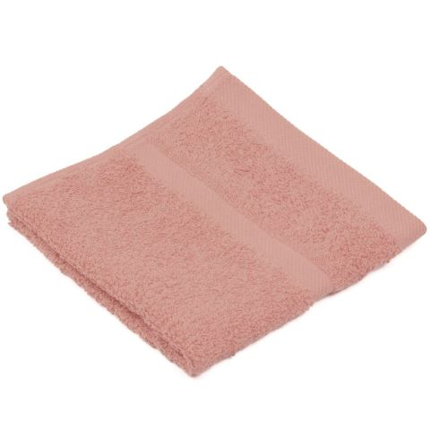Wash Cloth SYLT Towels 30x30cm COTTON old pink - 12pcs.
