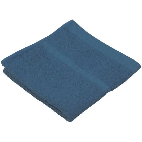Wash Cloth SYLT Towels 30x30cm COTTON dark blue - 12pcs.
