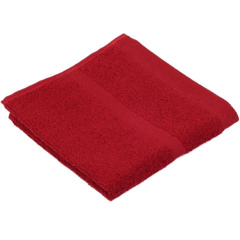 Wash Cloth SYLT Towels 30x30cm COTTON bordeaux - 12pcs.
