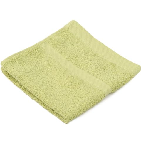 Wash Cloth SYLT Towels 30x30cm COTTON lemon - 12pcs.