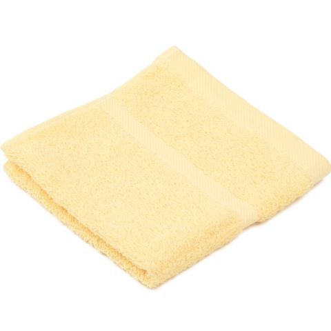 Wash Cloth SYLT Towels 30x30cm COTTON vanille - 12pcs.