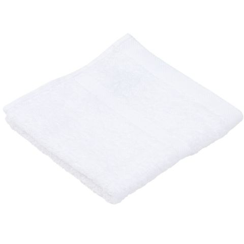 Wash Cloth SYLT Towels 30x30cm COTTON white - 12pcs.