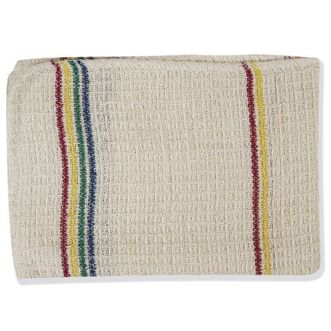 Wiping Towel 35x35cm COTTON coarse structure - 10pcs.
