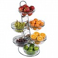Buffet Ladder BIG 11pcs. 39x31cm/height66cm chromed - 1pc.