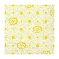 Lunch Napkins DION 33x33cm 1/4fold TISSUE yellow - 600pcs.