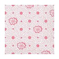 Lunch Napkins DION 33x33cm 1/4fold TISSUE pink - 600pcs.