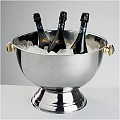 ChampagneBowl 20ltr Ø42cm/height28cm STAINLESS STEEL - 1pc.