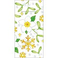 Pocket Napkins MISTLETOE 1/8fold LINCLASS-Airlaid - 300pcs.
