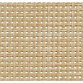 Place Mats Small Band 45x33cm PVC-Plastic beige - 6pcs.