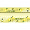 JONA Table Runners 40cmx24lfm LINCLASS-Airlaid yellow/green - 4p