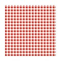 ROBIN Napkins 33x33cm 1/4fold TISSUE red - 600pcs.