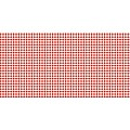 ROBIN Table Runners 40cmx24lfm LINCLASS red - 4pcs.