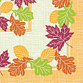 BRIAN Napkins 40x40cm LINCLASS-Airlaid fall colors - 300pcs.