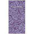 LIAS Pocket Napkins 40x40cm 1/8fold LINCLASS purple - 300pcs.