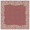 DELIA Table Cloths 80x80cm Linclass-AIRLAID bordeaux - 60pcs.