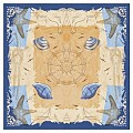 DEL MAR Table Cloths 80x80cm LINCLASS-Airlaid blue - 60pcs.