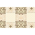 Table Runners SIDNEY 40cmx24m AIRLAID brown - 3pcs.