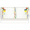 PARTY BanquetReels 120cmx40m AIRLAID colorful - 1pc.