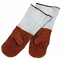 Backing Mittens One Size Lenght45cm Leather - 1pc.