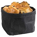 Bread Basket 12x11,5cm/Height11,5cm Natural Fibre dark - 1pc.