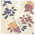CHRISSY Servietten 40x40cm 1/4fold TISSUE bordeaux - 600Stk.