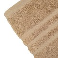 Bath Towel SYLT Towels 100x150cm COTTON cappuccino - 1pc.