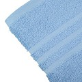 Bath Towel SYLT Towels 100x150cm COTTON light blue - 1pc.