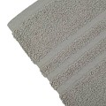 Bath Towel SYLT Towels 100x150cm COTTON silver - 1pc.