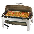 Electric ChafingDish ELITE 14ltr GN1/1 H45cm StainlessSteel - 1p