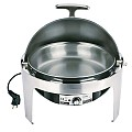 Electric ChafingDish ELITE 6,8ltr Ø45cm H45cm StainlessSteel 1pc