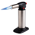 Chefs Blow Torch Ø4,5cm/height16,5cm Stainless Steel - 1pc.
