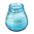 Flairlights-Candles 3x6erTrays BurningTime 60h aquablue - 18pcs.