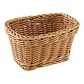 Basket rectangular 17x11cm/height9cm PP-Plastic beige - 1pc.