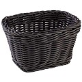 Basket rectangular 17x11cm/height9cm PP-Plastic back - 1pc.