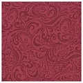 LIAS Cocktail-Napkins 25x25cm AIRLAID burgundy - 600pcs.