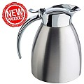 NEW! Vacuum Jug 0,3ltr. Ø10,5cm/height13cm Stainless Steel -