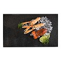 Tray Party Platter GN1/1 Height16mm Granite black - 1pc.