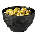 Bowl FUSION Ø11cm/height7cm MELAMIN black - 1pc.