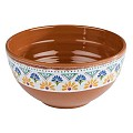Bowl ARABESQUE 0,8ltr Ø15,5cm/height8cm MELAMIN - 1pc.