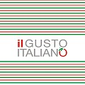 Napkins IL GUSTO 40x40cm LINCLASS-Airlaid red/green - 300pcs.