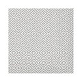 Napkins LAGOS-BASE 33x33cm TISSUE 3-ply grey - 600pcs.